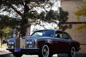1969 ROLLS-ROYCE SILVER SHADOW HJ MULLINER PARK WARD COUPE Photo