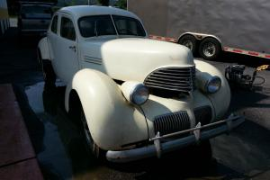 1941 Graham Hollywood, Rare Collectable Car Photo
