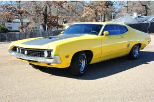 Grand Torino GT 351 Cleaveland MATCHING NUMBERS Black and Yellow automatic