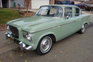 1960 Studebaker Lark VIII, 4 door Sedan, All Original, 34K miles, L@@K!