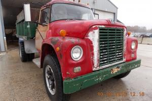 1966 International Loadstar Dump Truck T1235556