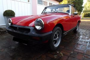 MG Midget 1978 Fully Restored