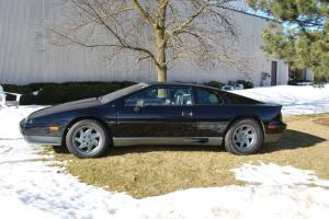 1988 Lotus Espirit Turbo, NO RESERVE, only 38000 miles, One Owner