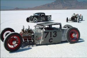 1928 Ford Model A Pick Up Rat Rod