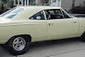 1969 Plymouth Roadrunner No rust or body work