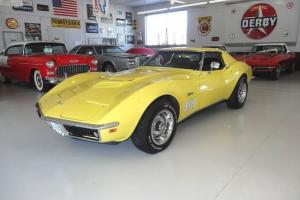 1969 Corvette 427 BIG BLOCK #'s Matching Rare color Lots of Power REALLY CLEAN