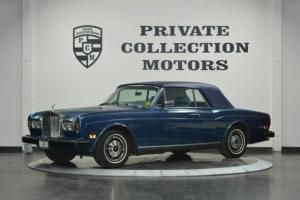 1984 Rolls-Royce Corniche Corniche Photo