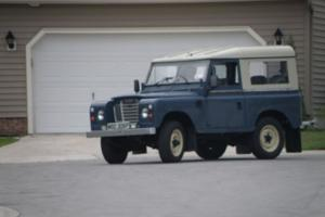 1976 Land Rover Series III Photo