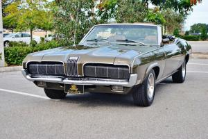 Very nice very rare 1970 Mercury Cougar XR7 Convertible 351-4b no reserve sweet