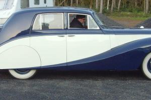 1952 DAIMLER HOOPER BODIED EMPRESS