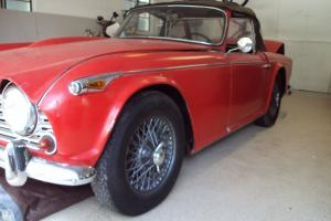 1965 Triumph TR4A IRS Photo