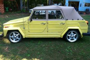 Volkswagen 1973 VW Thing Type 181 Daily Driver