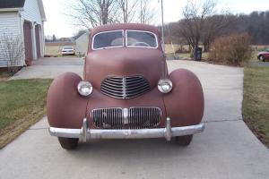 1941 GRAHAM HOLLYWOOD--UNUSUAL AND RARE