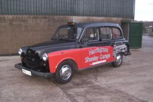 FAIRWAY LONDON TAXI 12 MONTHS M.O.T