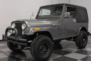 4-SPEED, FACTORY HARDTOP & DOORS, COLD A/C, MP3, 4 OWNERS, LOW MILEAGE SURVIVOR!
