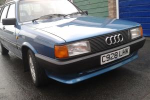 Audi 80 B2 Sport, Excellent original condition and very rare.
