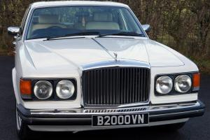Bentley Mulsanne Turbo Photo