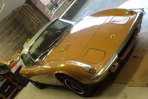 Lotus Elan plus 2 S Photo