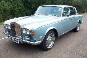 ROLLS ROYCE SILVER SHADOW I 1975 LONG MOT Photo