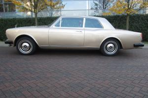 1978 ROLLS ROYCE CORNICHE FHC Photo