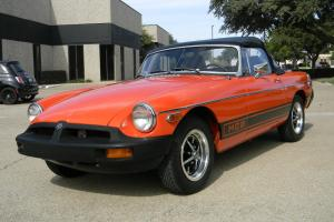 1980 MGB Roadster , Great Condition Photo