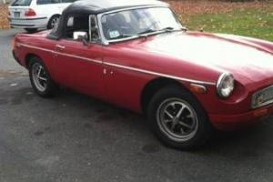 1976 MGB Modified