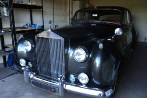 1960 Rolls Royce Silver Cloud 11 excellent condition WITH valuable reg no FB 56