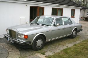 1988 BENTLEY TURBO R SILVER  Photo