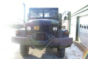 1969 duece and half  military truck