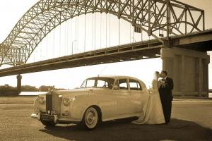 1958 Rolls Royce SIlver Cloud I   COLD AIR Photo