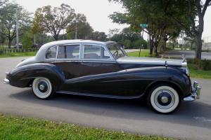 "1955 Rolls Royce Silver Dawn ""Lightweight"" Saloon"