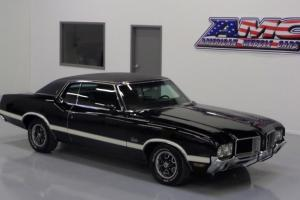 1971 Cutlass Supreme! 58,900 Actual Miles! 350 V-8! All Original! No RUST!!-