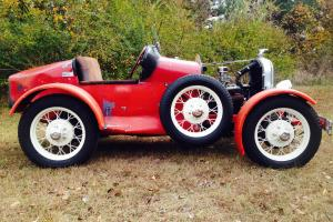 1928 FORD MODEL A ROADSTER BOAT TAIL SPEEDSTER