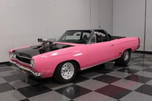 """500 CI STROKED, 6-71 BLOWER, 4-WHEEL DISC, 3"""" PIPES, 500 MILES ON BUILD,800 HP!!"""