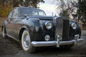 1957 Rolls-Royce Silvercloud Bentley conversion