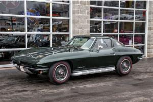 1967 Corvette, Numbers Matching 327/350hp, 4 Speed, P/S, P/B, Factory A/C