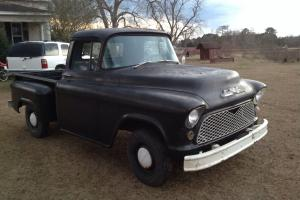 1956 GMC Truck Barn Find Solid Southern Rat Rod 55 57 Chevy pick up
