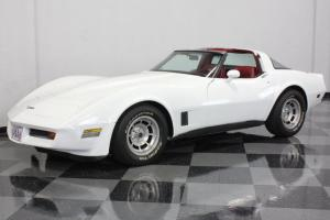 RECENTLY REPAINTED, RARE 4 SPEED VETTE, A/C RECENTLY SERVICED, VERY NICE CAR!!