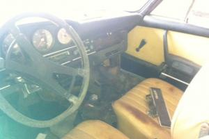 1971 Porsche 911T Barn Find Bone Stock! Super Low Miles.