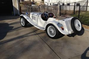 Jaguar SS-100 Replica reproduction Jaguar SS-100 Vintage Car NO Reserve