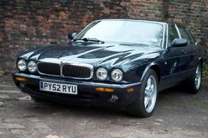 JAGUAR XJ8 4.0 2002 LAST OF THE CLASSIC JAGS 0NLY 47000 MILES