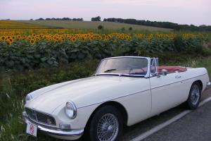 1964 MGB roadster Photo