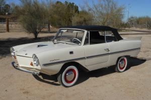 1964 Amphicar 770 Base 1.1L  Gorgeous Rotissorie Restored Only Chance To Buy