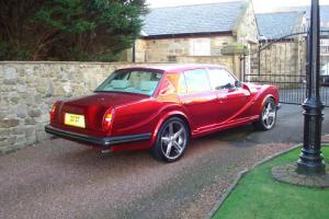 Bentley Turbo R Now chopped up for parts breaking 26 Rolls Royce Bentleys ???