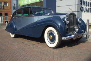 1952 ROLLS ROYCE SILVER WRAITH Photo