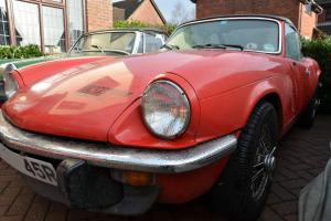 Mk 5 Triumph Spitfire 1500 Photo