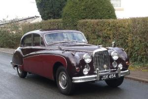 1960 JAGUAR MKIX Photo