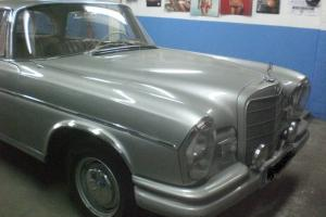 MERCEDES 220 S COUPE 1966