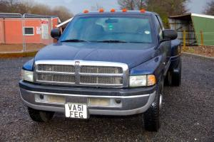 Dodge Ram 3500 Dually