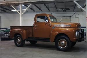 1951 FORD F1 MARMON HERRINGTON ORIGINAL BILL OF SALE TITLE